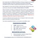 TOURNOI DES FAMILLES INSCRIPTION
