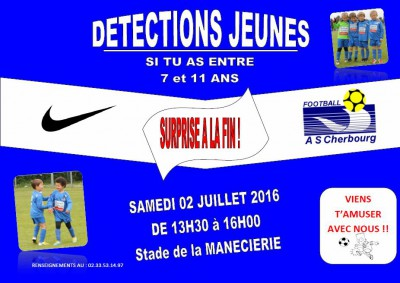 affiche com journee detection